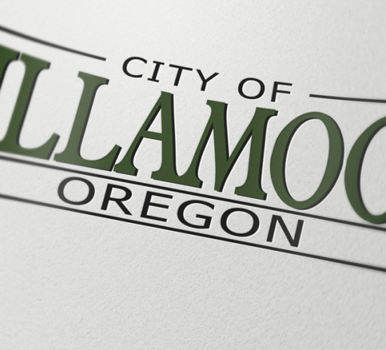 City of Tillamook - Oregon branding