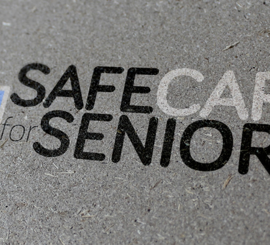 Safe Care for Seniors - Oregon logo design