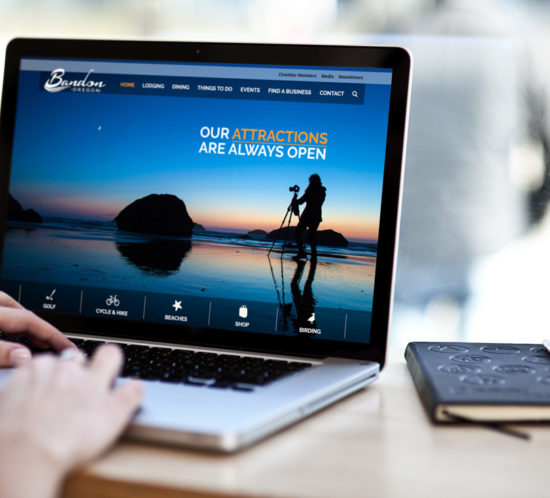 Oregon Tourism Web Design