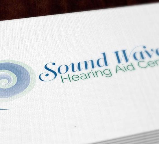 Sound Waves - Oregon branding