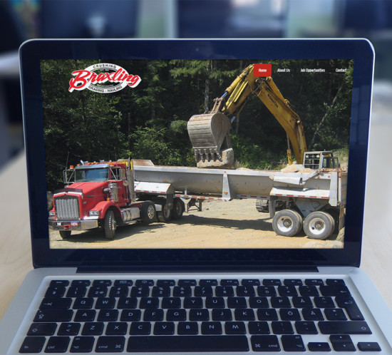 Braxling and Braxling - Oregon web design