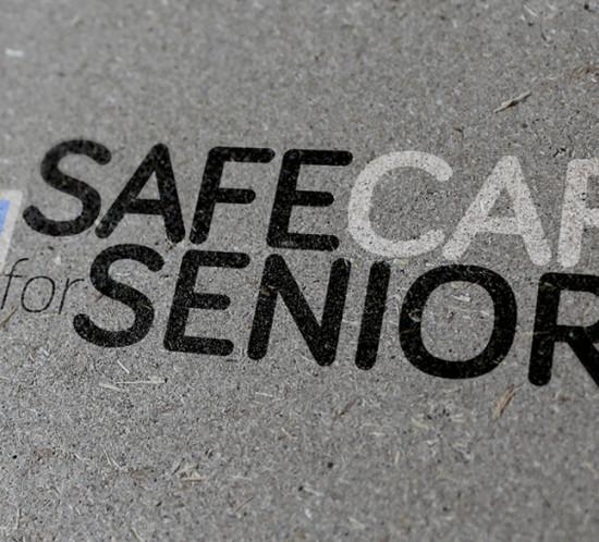 Safe Care for Seniors - Oregon logo design