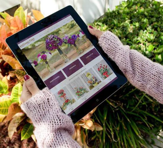 Sunflower Flats - Oregon web design