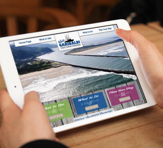 Garibaldi Oregon Web Design