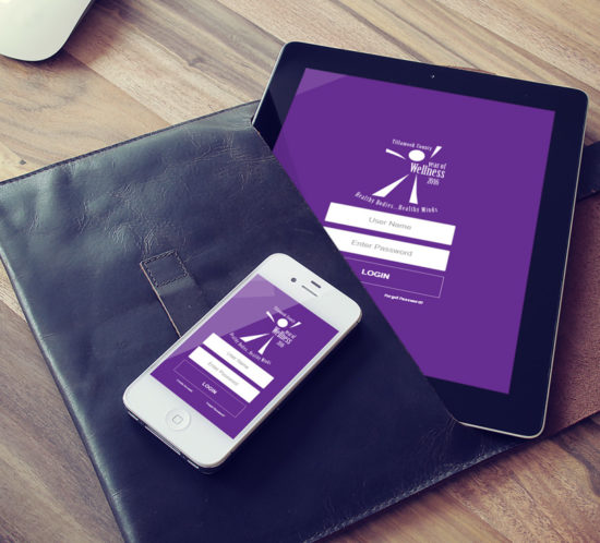 Oregon Mobile Application Design